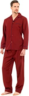 Strong Soul Mens Traditional 2 Piece Pyjamas