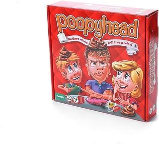 Poopyhead Card Game Sambro Hilarious Family Party Fun Board Game Kids Toy Gift