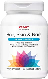 GNC Women's Hair Skin & Nails