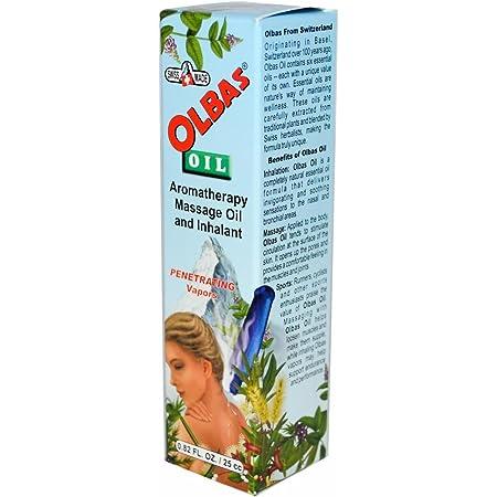 OLBAS Olbas Oil 25cc 0.82 OZ