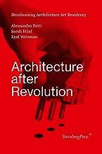 Architecture after Revolution (Sternberg Press)