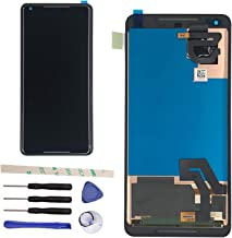 General 100% Tested P-OLED LCD Display Touch Screen Digitizer Assembly Replacement for Google Pixel 2 XL 2XL G011C 6.0