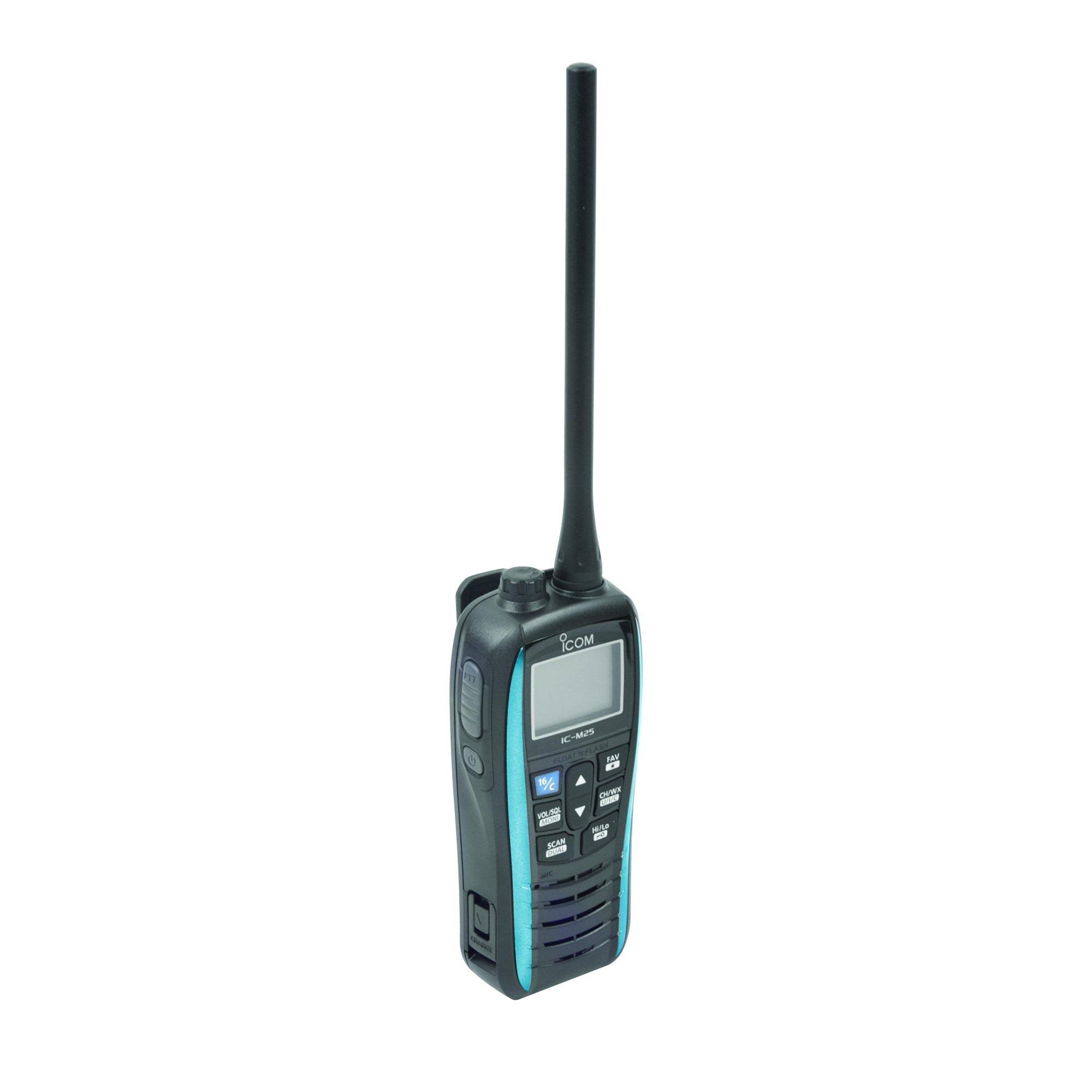 Icom M25 21 Handheld Radio