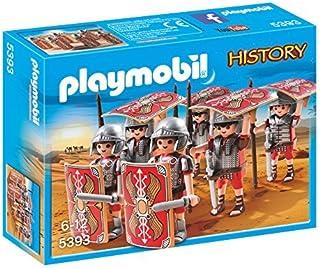 Playmobil Romanos y Egipcios - Legionarios, Playset de