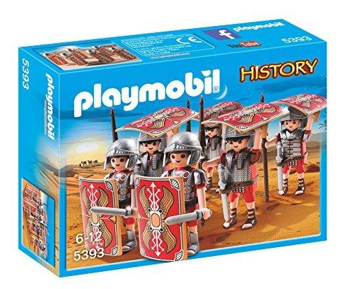 Playmobil Romanos y Egipcios - Legionarios