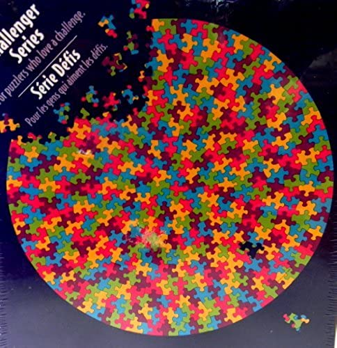 Challenger Series 500 Piece Springbok Hallmark Puzzle by Springbok