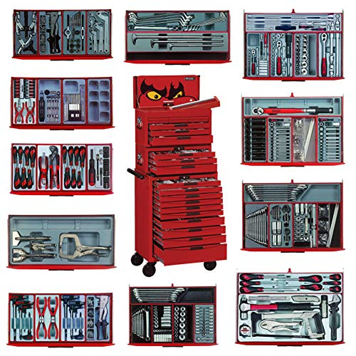 Mega Teng Tools TCMM715N 715Pc Master Set