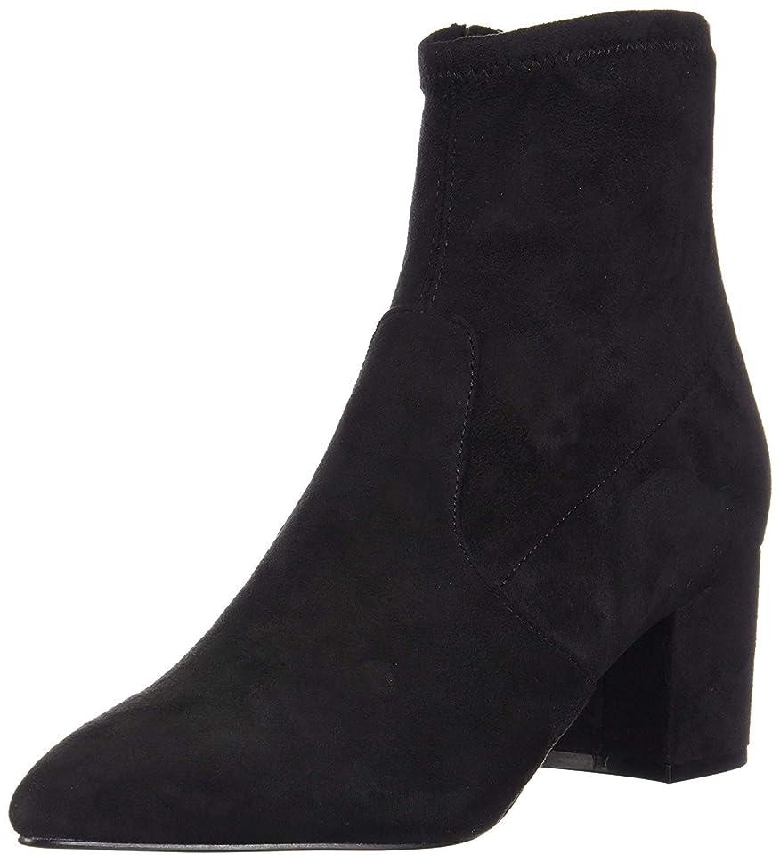 ミニチュア必要とする発行[スティーブマデン] Womens Blair Fabric Pointed Toe Ankle Fashion Boots [並行輸入品]