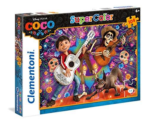 Clementoni 27095Coco Puzzle, 104Piezas