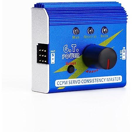 Spektrum SMART Battery and Servo Tester SPMXBC100