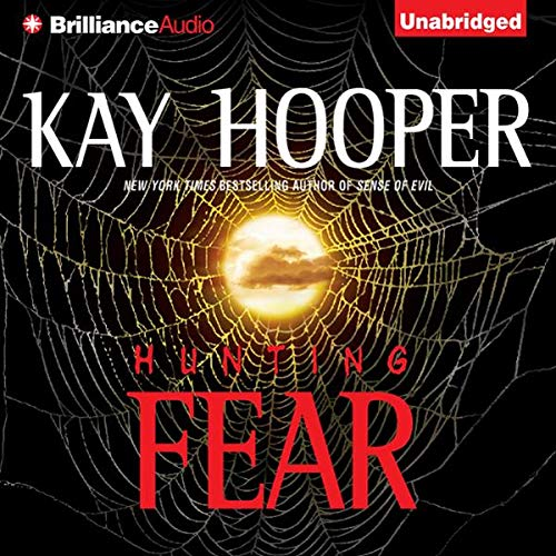 Hunting Fear audiobook cover art