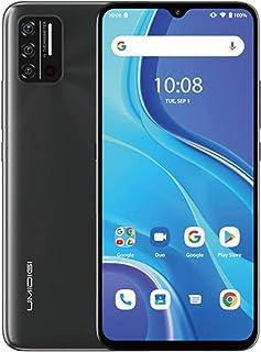 UMIDIGI A7S SIMフリースマートフォン【クアッドコアCPU/RAM:2GB/ROM:32GB/3眼カメラ】技適認証取得済・PSE電源アダプタ付 本体カラー:グレー