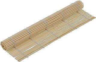 spalmatore di riso stuoie e utensili di sushi di bamb/ù. BESTONZON 15 pezzi di Sushi Kit con 2 Sushi Rolling Mats paddle di riso 5 paia di bacchette