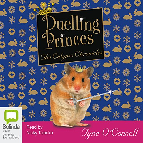 Duelling Princes audiobook cover art