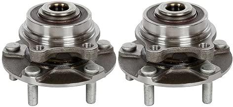 Prime Choice Auto Parts HB613270PR Front Pair 2 Wheel Hub Bearing Assemblies 5 Stud