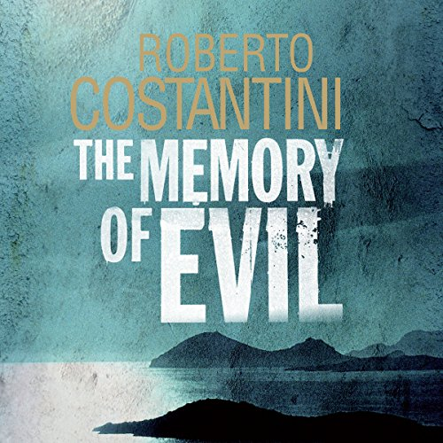 The Memory of Evil audiobook cover art