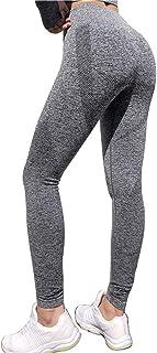 XFKLJ Sports Bra Yoga Pants 2 pcs New Seamless Yoga Set Women Fitness Clothing Sportswear Woman Gym Leggings Padded Push u...