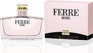 Gianfranco Ferre Ferre Rose for Women, 100 ml - EDT Spray