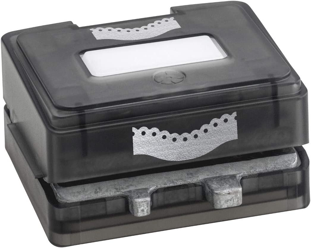 Creative Memories Indefinitely Max 41% OFF Ruffle Trim Border Maker Scrapb Lace Cartridge