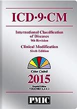 ICD-9-CM 2015 Hospital Edition (Pmic, ICD-9-CM Hospital Edition, Vol 1,2&3: Coder's Choice)