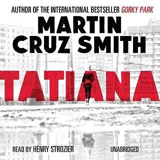 Tatiana audiobook cover art