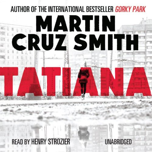Tatiana audiobook cover art