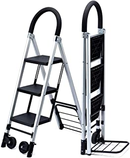 Best folding ladder with wheels Reviews