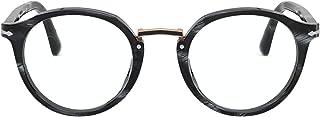نظارات بيرسول PO 3185 V 1114 مخطط أسود