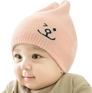 18da4bfd97dbc Bonnet Bébé - Enfant Crochet Casquette Chaud avec Oreilles Lapin - hibote