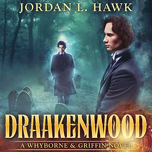 Draakenwood audiobook cover art