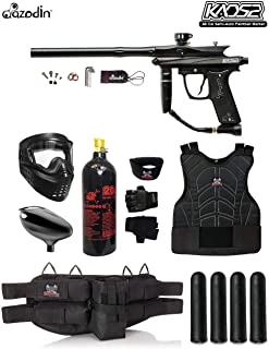 MAddog Azodin KAOS 2 Starter Protective CO2 Paintball Gun Package