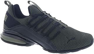 Axelion Breathe Men's Running 12 D(M) US Forest Green-Black