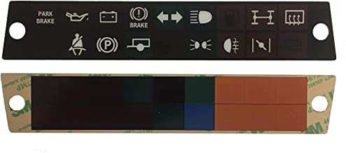 Safari HP MWC2976 Replacement Shift Indicator Tape Reproduction fits Land Rover Range Rover Classic Contains 2