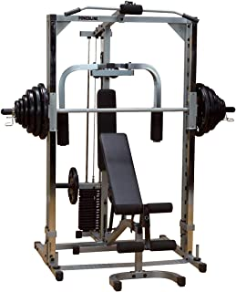 Body-Solid Powerline PSM1442XS Smith Machine Package