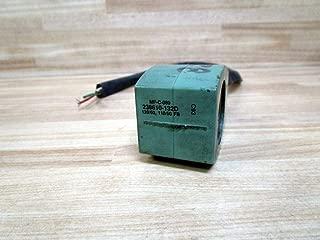 Solenoid Valve Coil, 120/110V, 60/50, 17.1W
