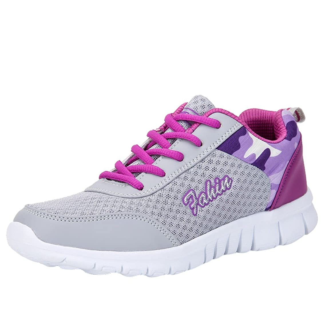 2018 Women Girls Shoes Casual Sports Mesh Wedges Sneakers for Outdoor Walking