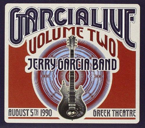 GarciaLive Vol.2-August 5Th 1990 Greek Theater