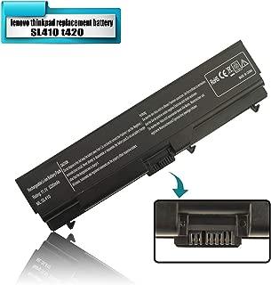 New SL410 Laptop Battery for Lenovo ThinkPad/IBM E40 T420 L410 T410 L412 L420 E50 W520 E525 L510 L520 Sl510 T510 T520 W510,Fit P/N FRU 42T4751 ASM 42T4752 42T4751 42T4791 51J0499 42T4235
