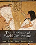 The Heritage of World Civilizations, Volume 1: Brief Edition Plus NEW MyLab History with eText -- Access Card Package (5th Edition)