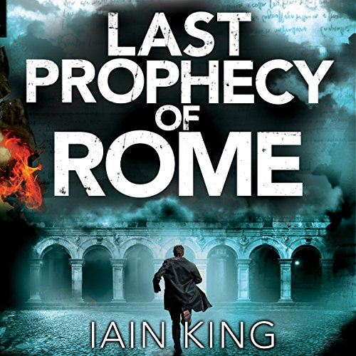 Last Prophecy of Rome audiobook cover art