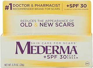 Mederma Cream SPF 30 *霜 20 克