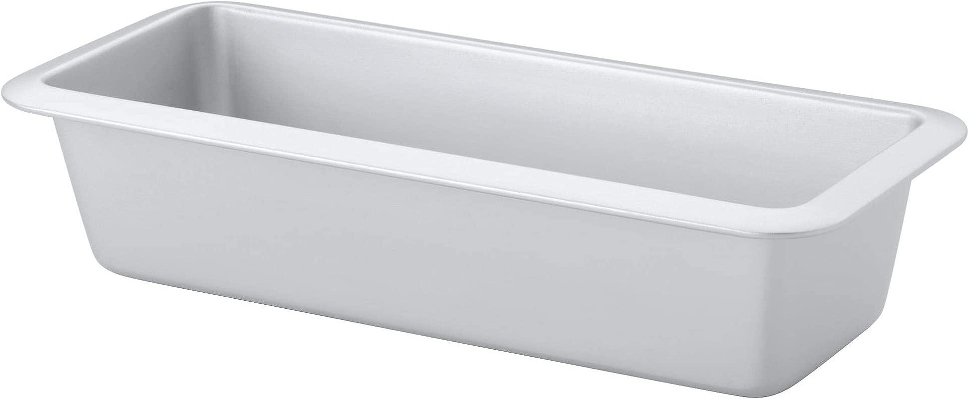 IKEA 302 569 90 Vardagen Loaf Pan Silver Color