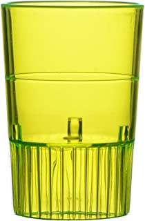 Fineline Settings Quenchers Yellow 1 oz. Neon Shooters  500 Pieces