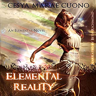 Elemental Reality audiobook cover art