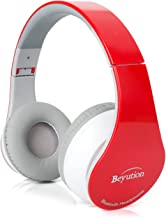 Bluetooth Headset Red Colour