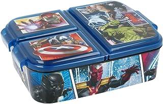 Theonoi Kids broodtrommel / lunchbox / sandwichbox selecteerbaar: Avengers - Mickey - Paw van kunststof BPA vrij - leuk ca...