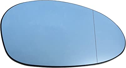 Brother-in-law for BMW E82 E88 E46 M3 E85 E90 E91 Right Passenger Side Heated Blue Tinted Wing Mirror Glass
