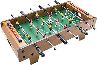 جدول كرة القدم Multiplayer Table Top Football, Portable Mini Wooden Soccer Table Game, Table Football Game For Family And ...