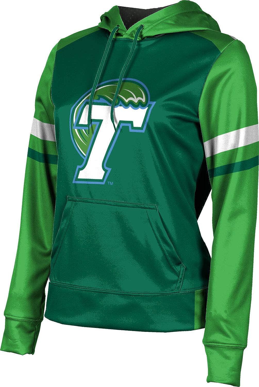 ProSphere Tulane University Girls' Pullover Hoodie, School Spirit Sweatshirt (Old School)