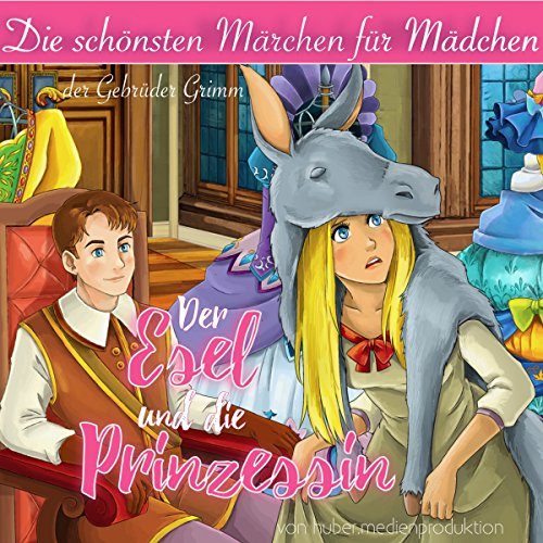 Der Esel und die Prinzessin audiobook cover art